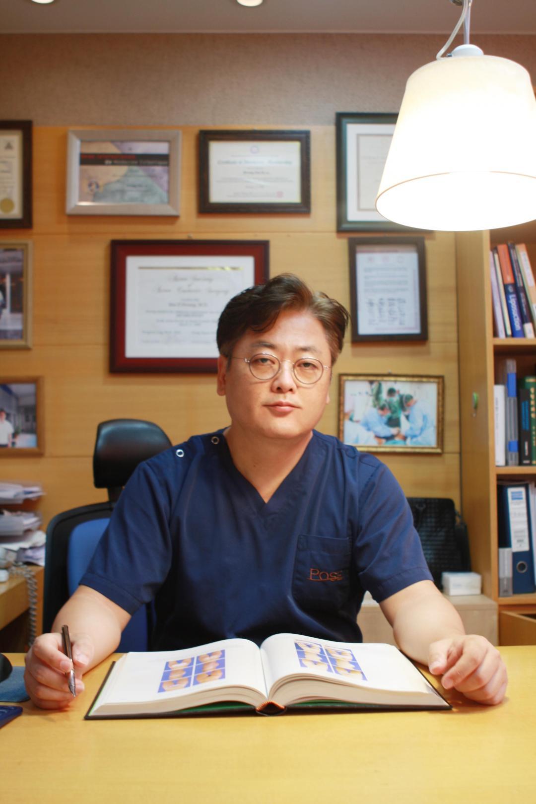 ファン セイル(Hwang sea il)