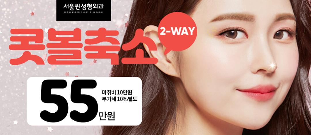 서울퀸의 찐-콧볼축소